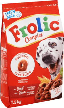 Frolic - Adulte Complet Boeuf